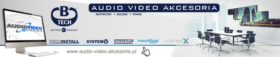 Audio video akcesoria